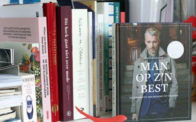 'Man op z'n best' door Arno Kantelberg