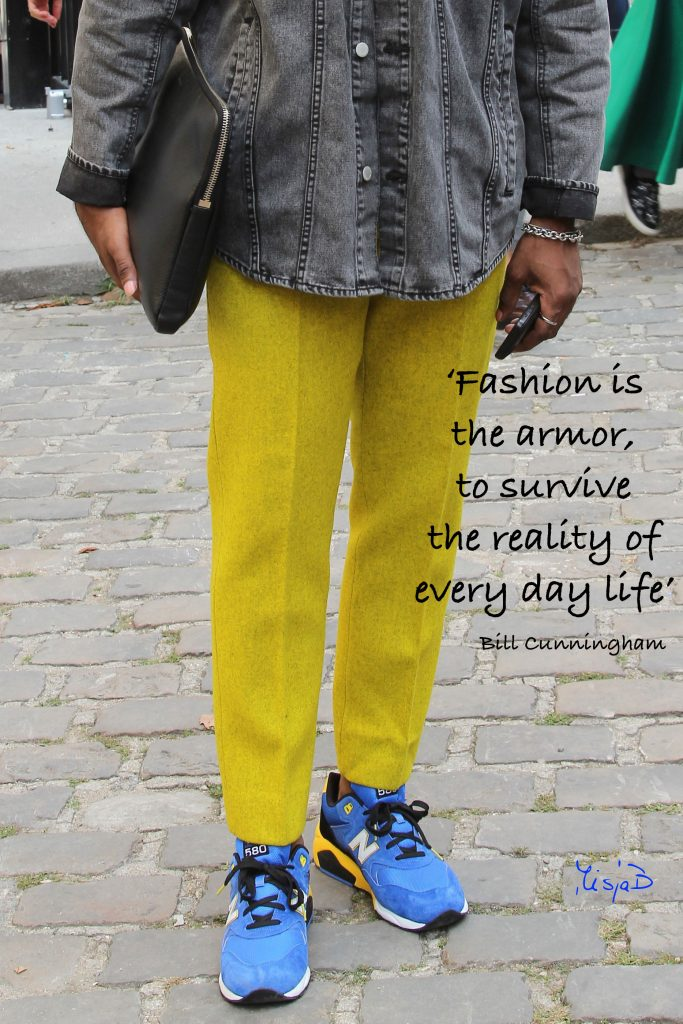 Fashion quotes om nooit te vergeten