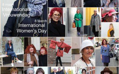 Wednesday, 8 March International Women's Day 2017