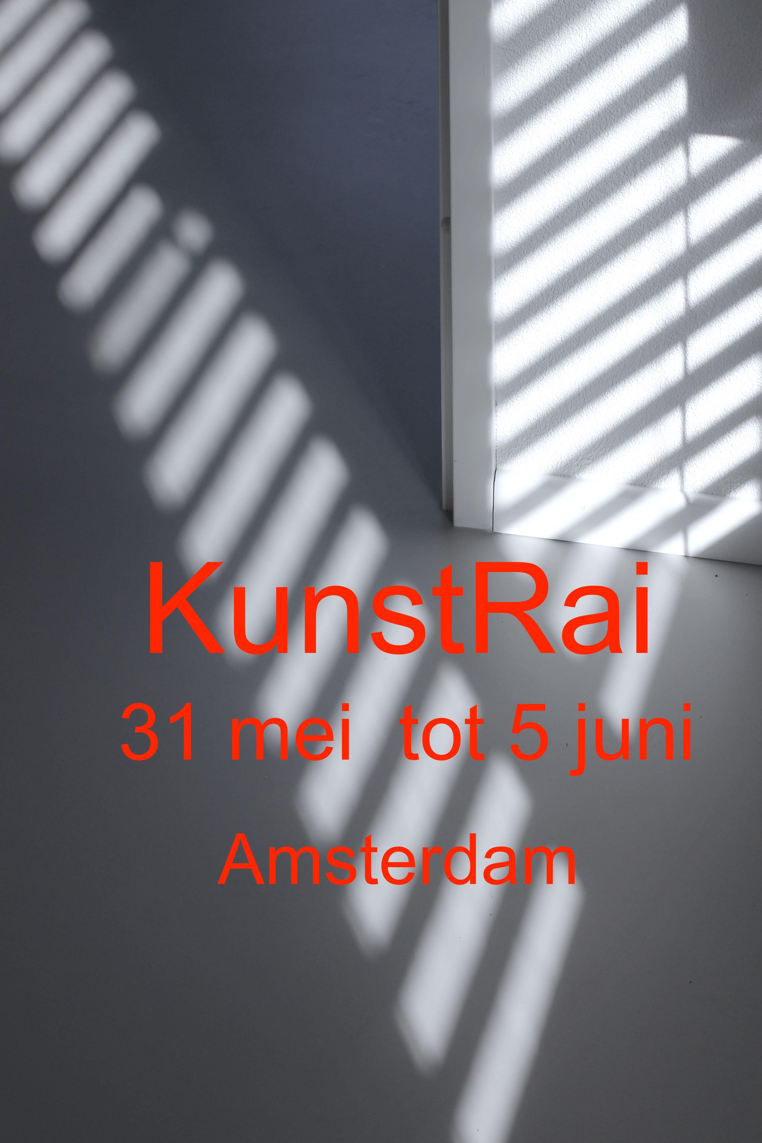 voor in je agenda: KunstRAI 2017