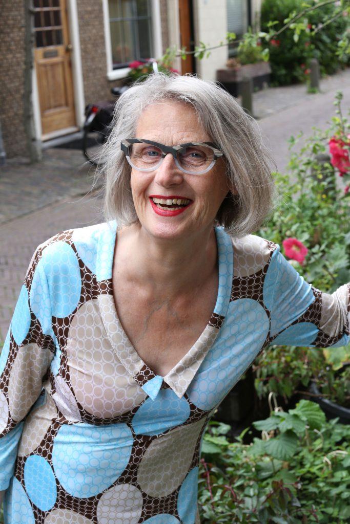 Straatfotografie in Haarlem: sieraden ontwerper Birgit Laken
