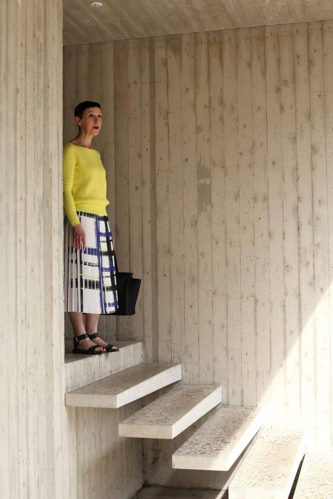 Een fashionista in Antwerpen: Hilde Baeten