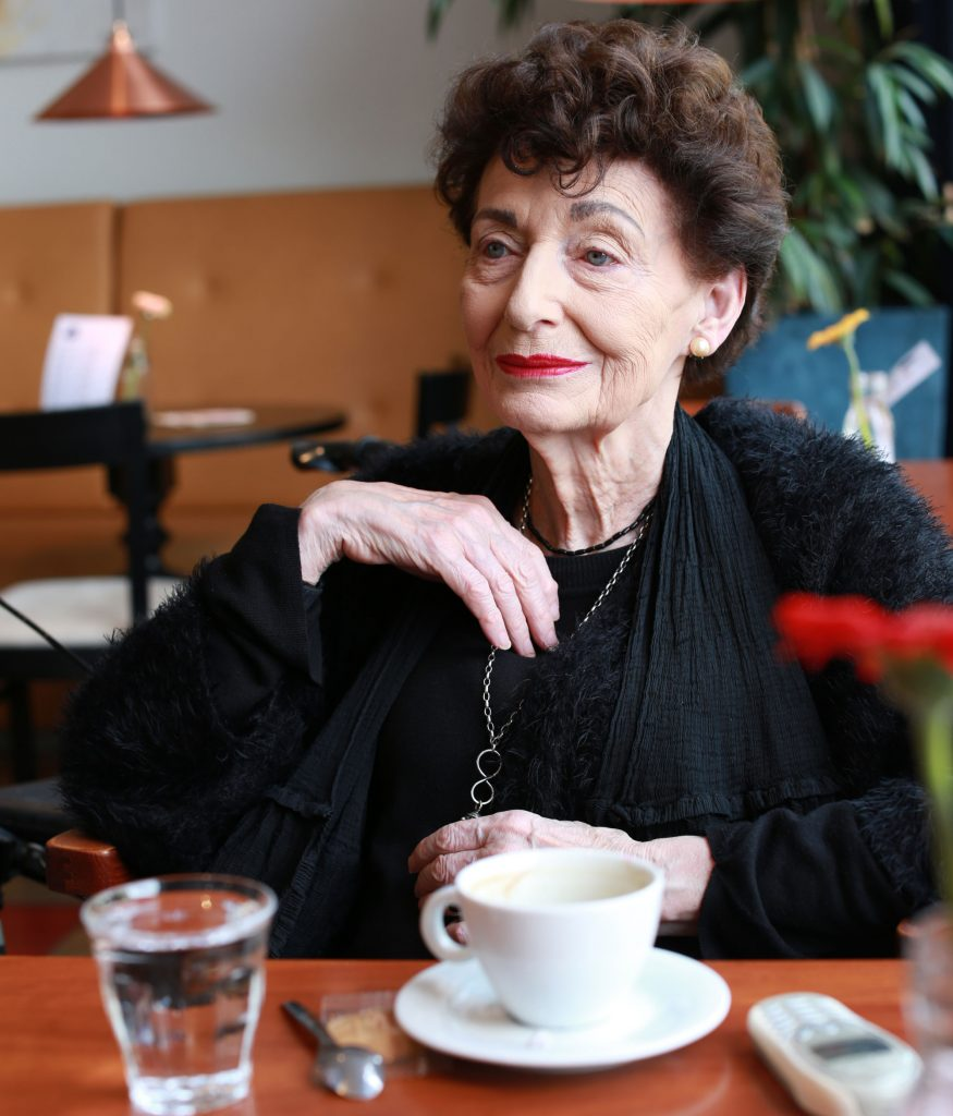 Ellen Le Roy Lopes Cardozo: thuis in het Amstelhuis
