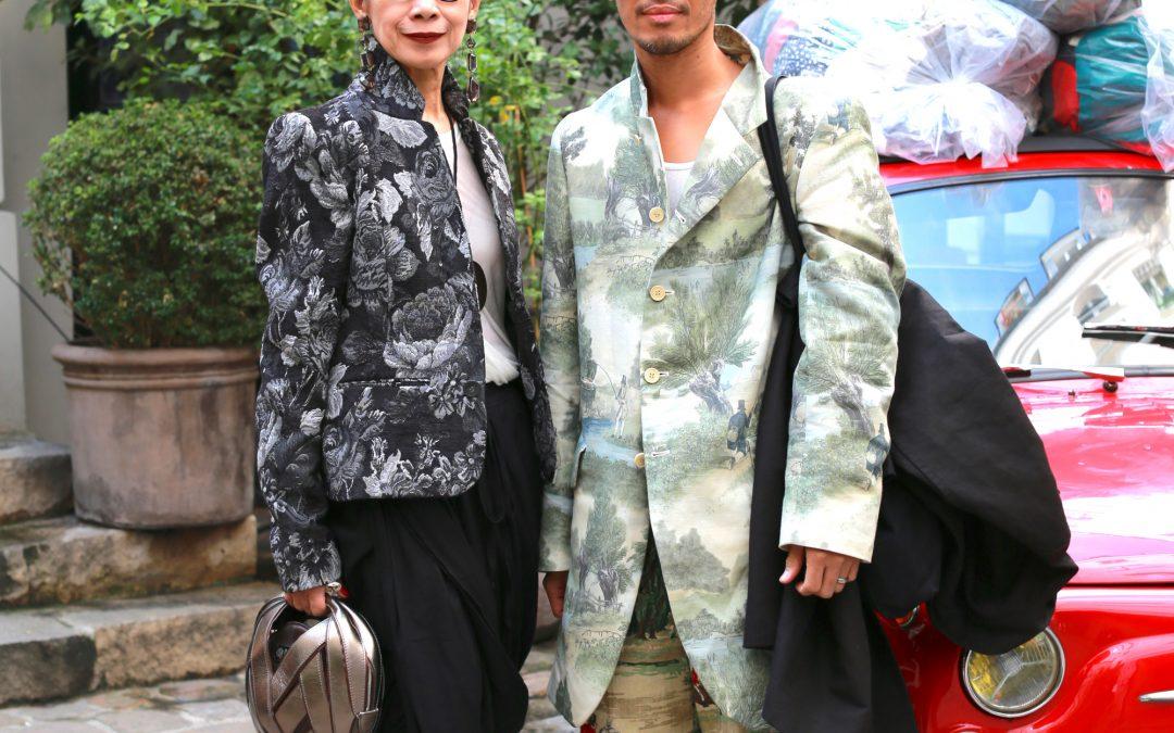 Snelle 'streetstyle' kiekjes tijdens Paris Fashion Week, deel 1