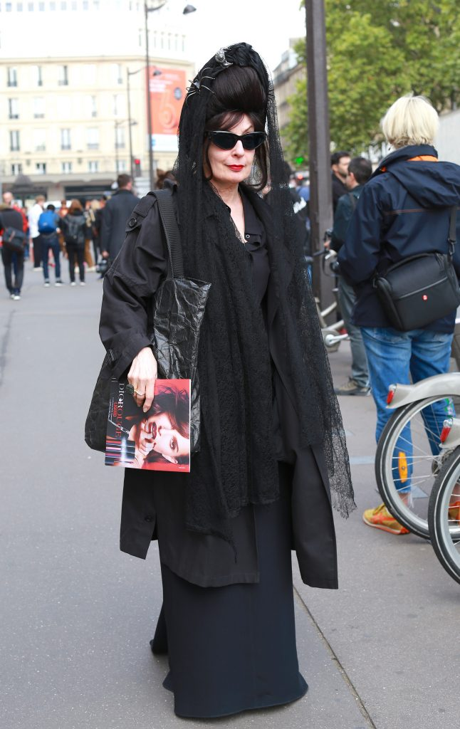 Street style tijdens Paris Fashion Week deel 2