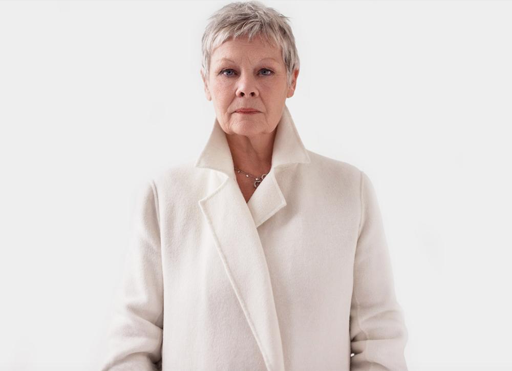 """Judi Dench: """"Verveling is een van mijn grootste angsten"""""""