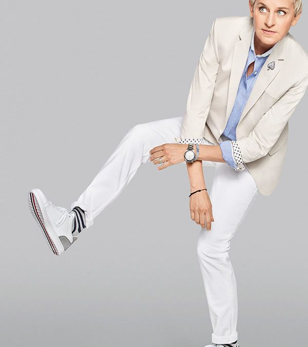 The Ellen DeGeneres style