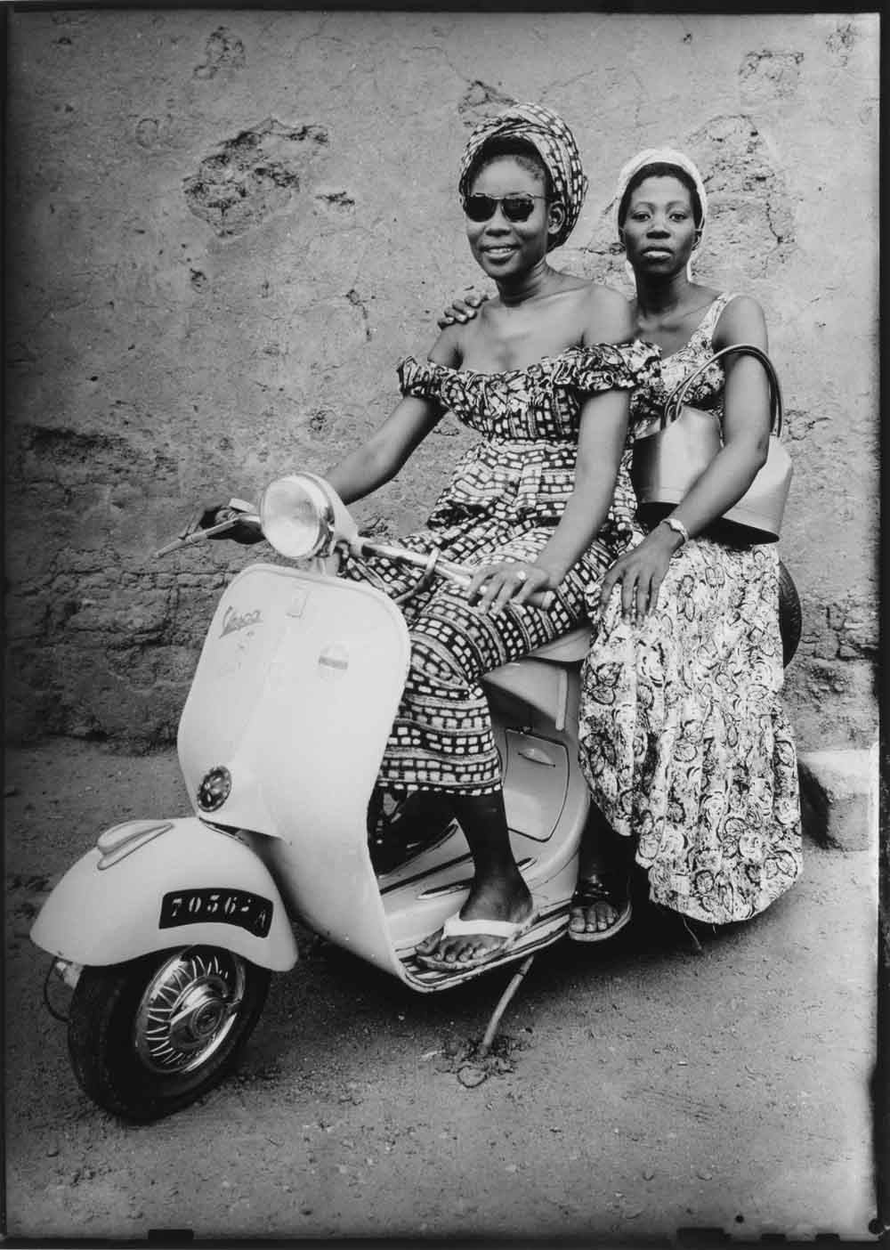 Seydou Keïta in Foam