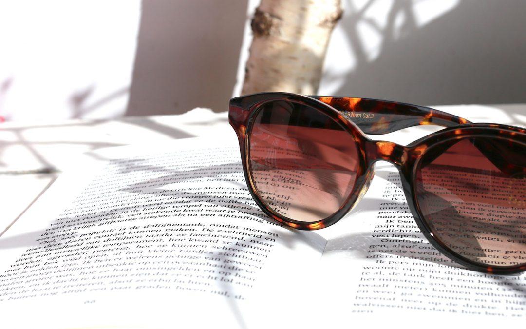 De twee in één zonnebril van Babsee