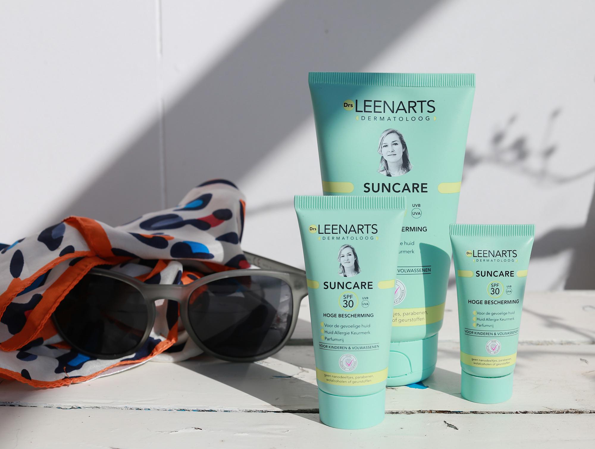 Marjolein Leenarts houdt van de huid