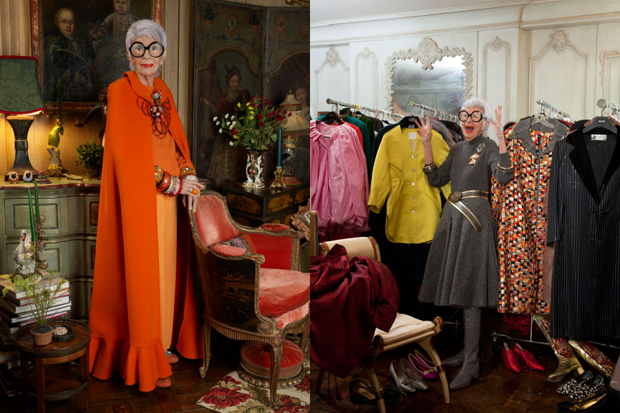 Iris Apfel - Accidental Icon