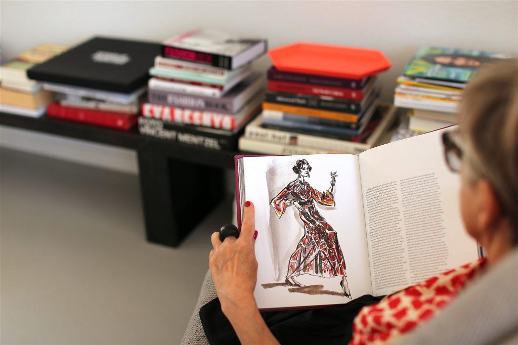 Het nieuwe boek van Tziporah Salamon: The art of dressing