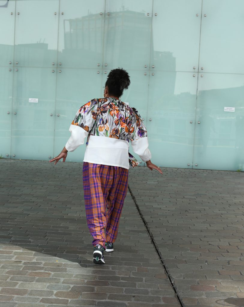 """GLenda de Vries: """"I love colors and I adore patterns...."""""""