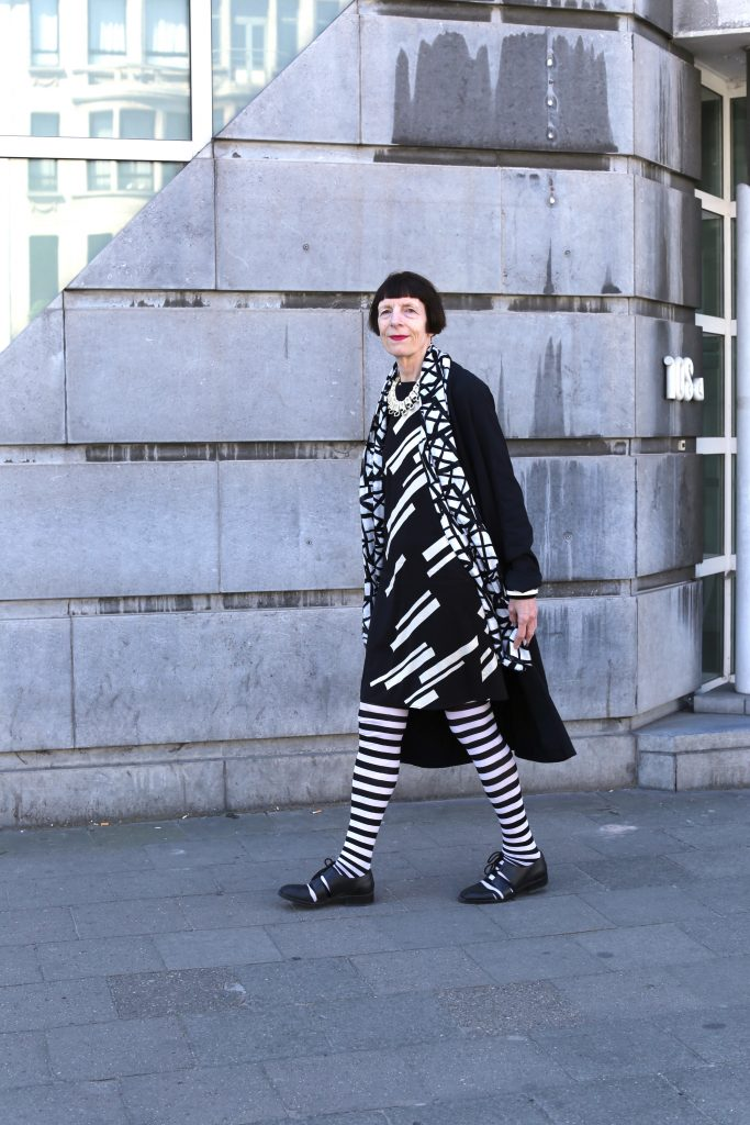 Anneke Pijnappel uit Antwerpen: vertaler, uitgever en galeriehouder