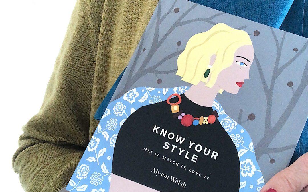 Boekentip: Know your style van Alyson Walsh