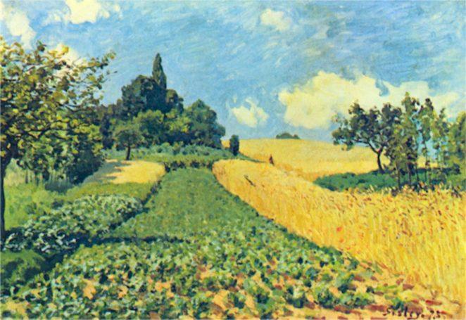 De Sisley Familie en hun plantaardige mooimakers