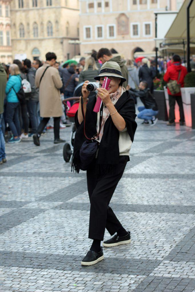 Steden rip naar Praag: veel mensen, veel mode, veel te zien