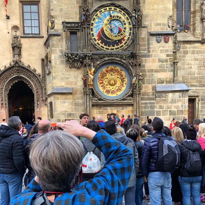 Stedentrip naar Praag: veel mensen, veel mode, veel te zien