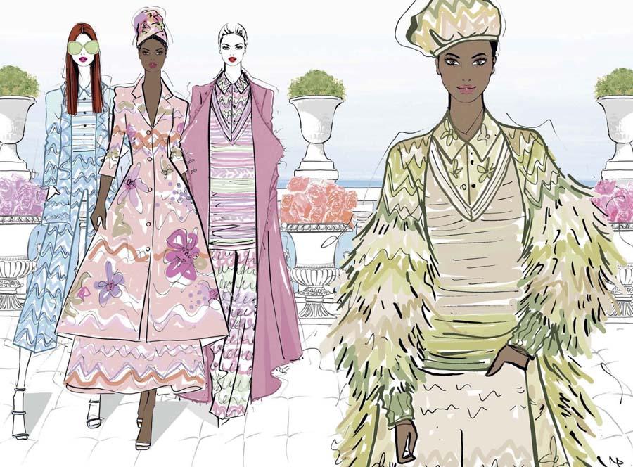 ICONIC – ode aan de grote Italiaanse modeontwerpers