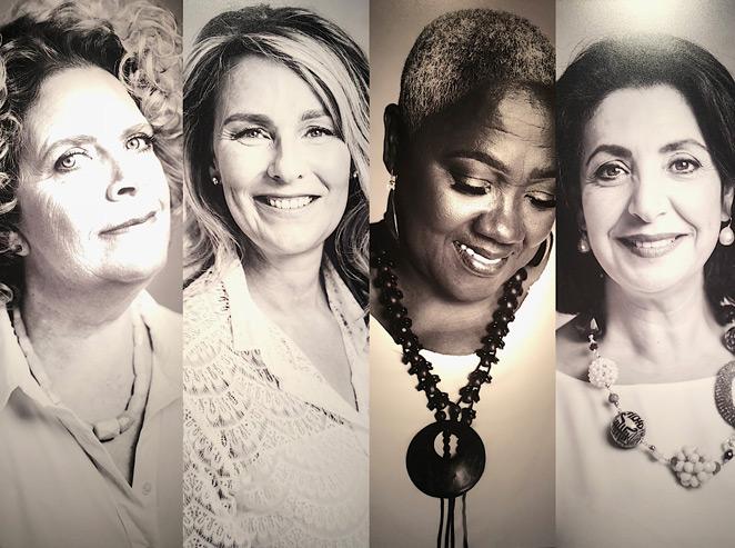 Gewoon stoer: expositie van 80 portretten van vrouwen