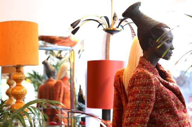 Antonia No1 in Amsterdam: timeless clothing & design