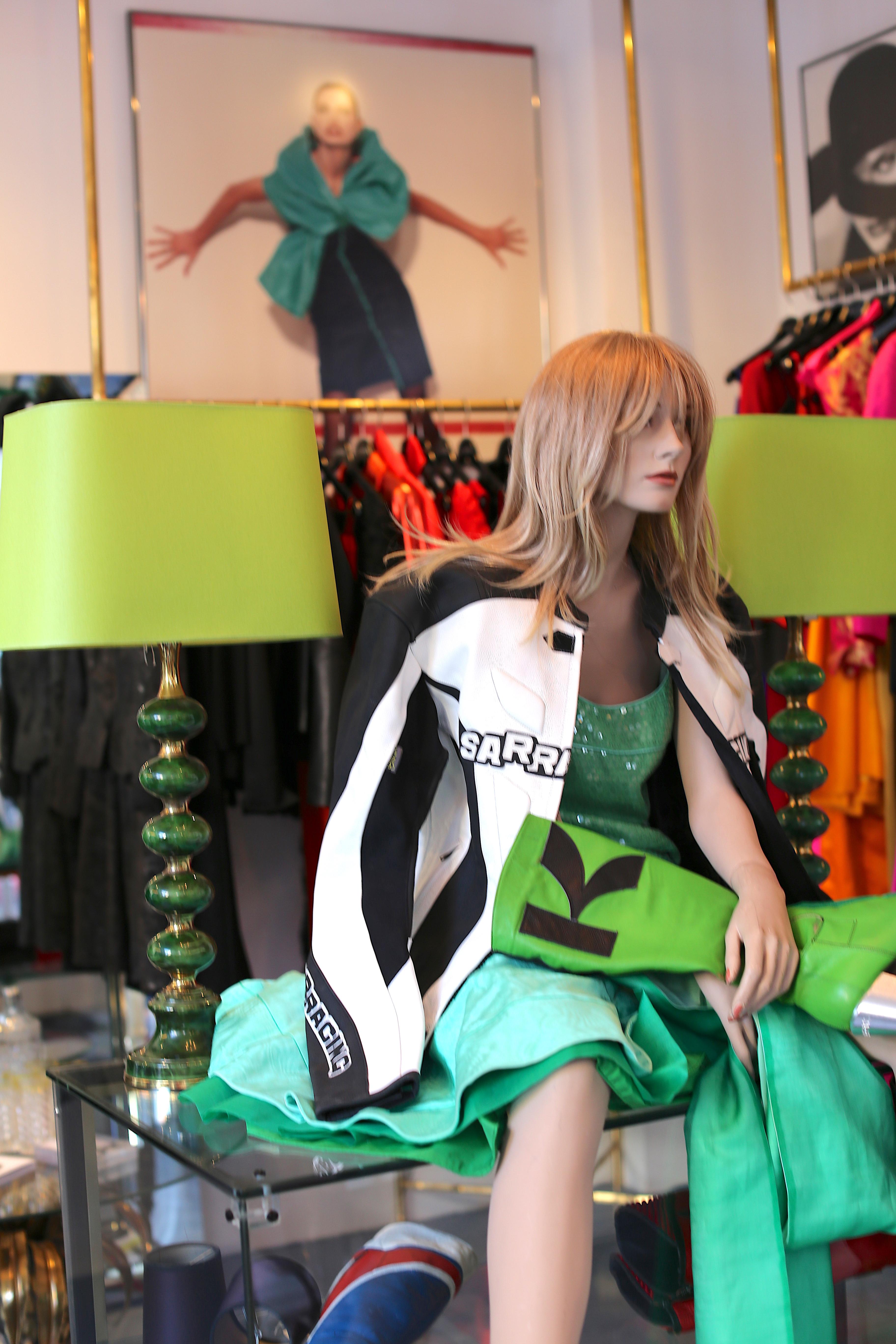 Antonia No1 in Amsterdam: stijlvolle kleding & design