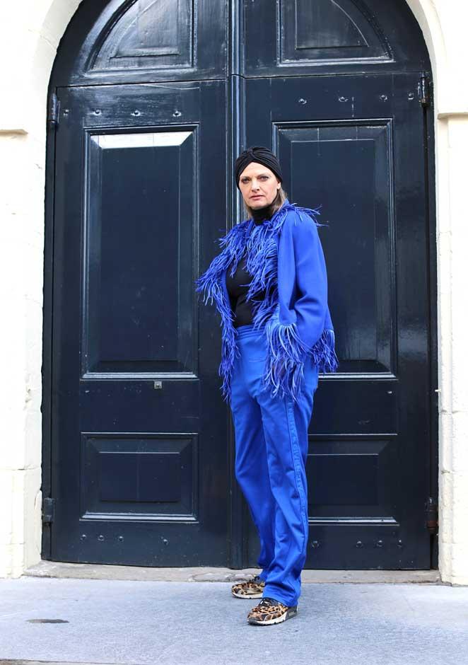 Anja Henneman, over haar liefde voor bijzondere kleding