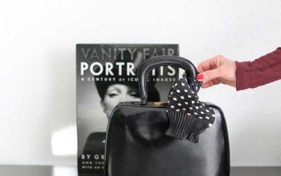 My vintage handbag visited the bag doctor