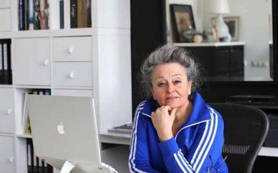 Thuis bij multi talent Maroeska Metz