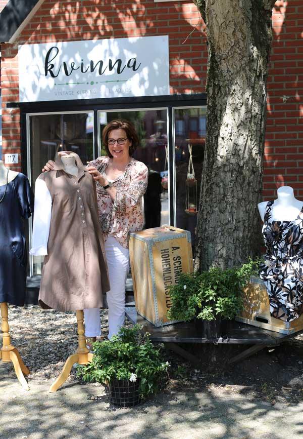 Tweedehands kleding in Barneveld: Kvinna