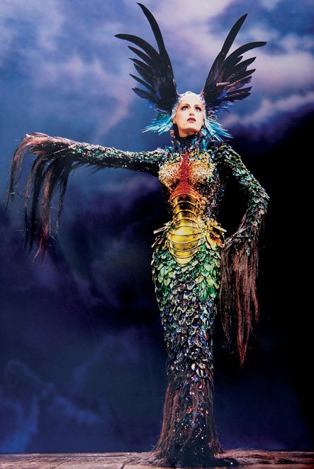 Tentoonstelling Thierry Mugler: Couturissime in de Kunsthal