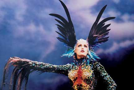 In de Kunsthal: tentoonstelling Thierry Mugler: Couturissime