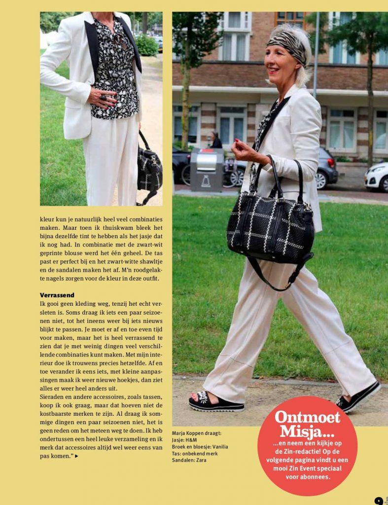 Voorproefje boek Oog voor Stijl in Zin Magazine