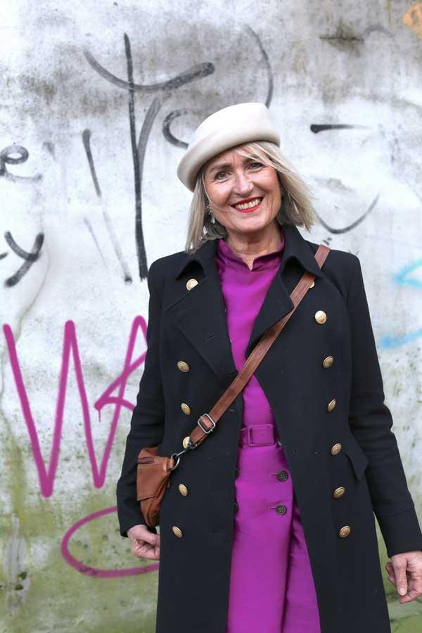 Straatfotografie in Haarlem: Marie-José