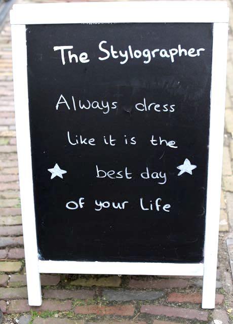 Nog een aanwinst voor Haarlem: The Stylographer