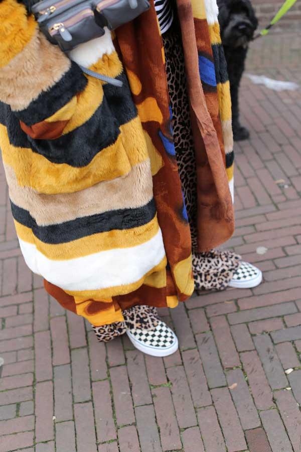 straat fotografie in Haarlem : de stijl van Angelique en Erik