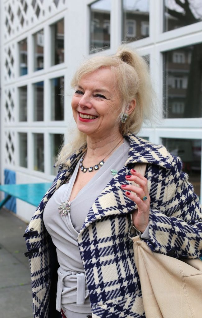 Anya Koek: op elke leeftijd kun je een statement maken