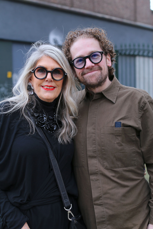 Ingrid & Clint – moeder & zoon in Rotterdam