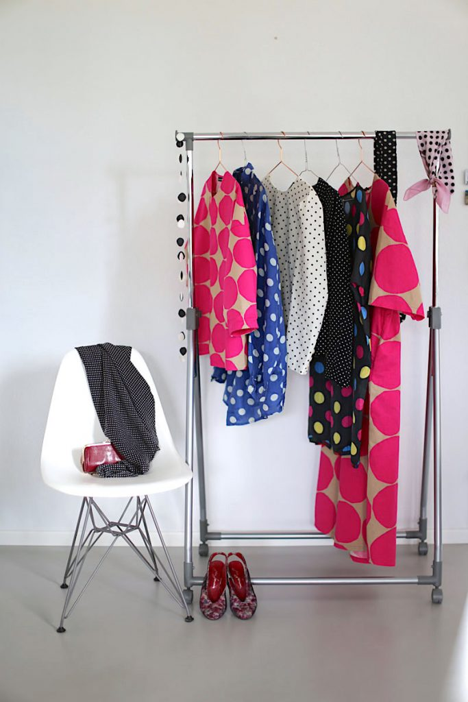 Modeklassieker: de polkadot
