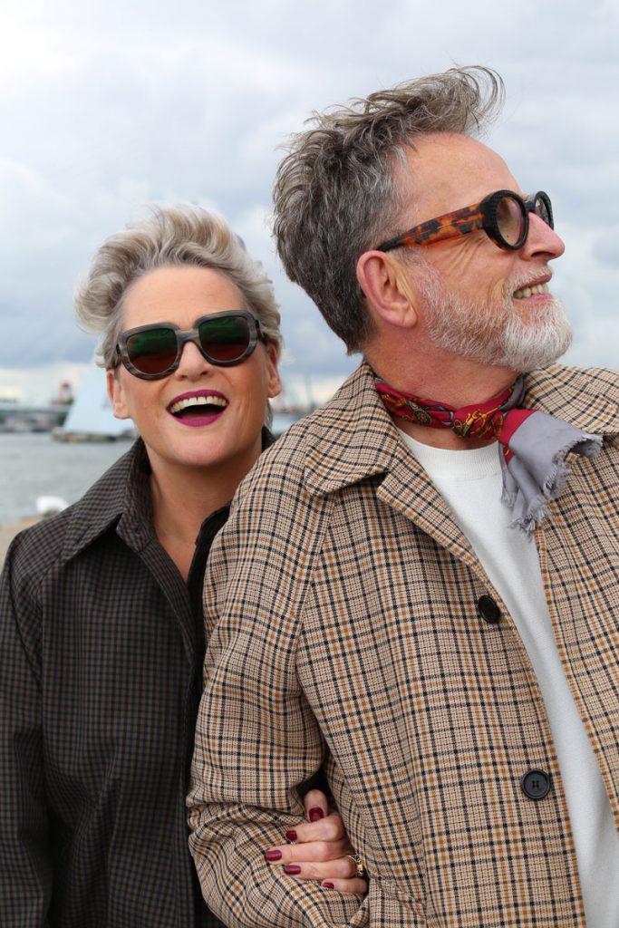 Street style in Rotterdam: Iris & Ted bij Hotel New York