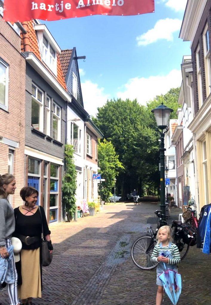 Ank le Noble en haar favoriete adressen in Almelo