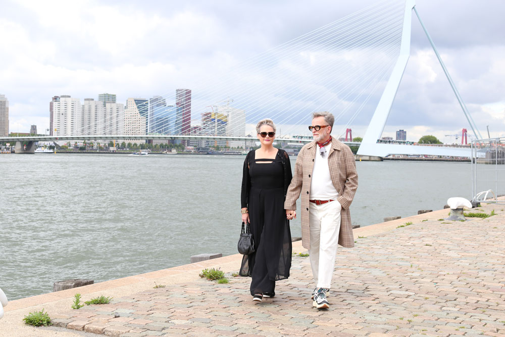 street style in Rotterdam