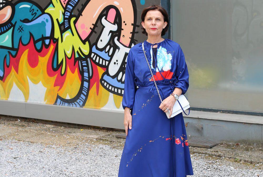 Dit is Viviane, eigenaar van Rosier41 in Antwerpen