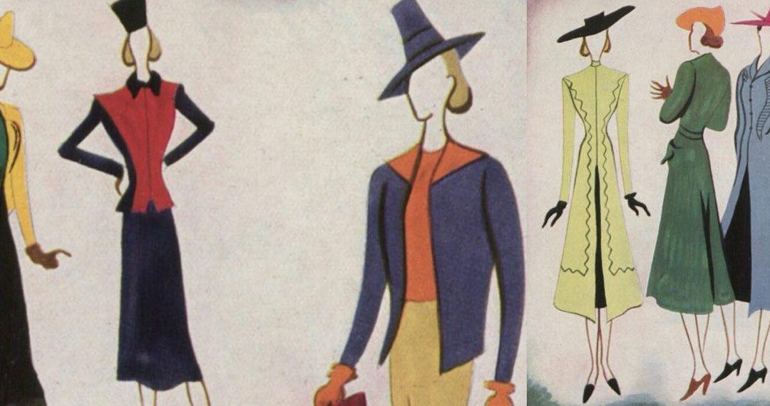 Online lezing Vintage Fashion Vrije Academie