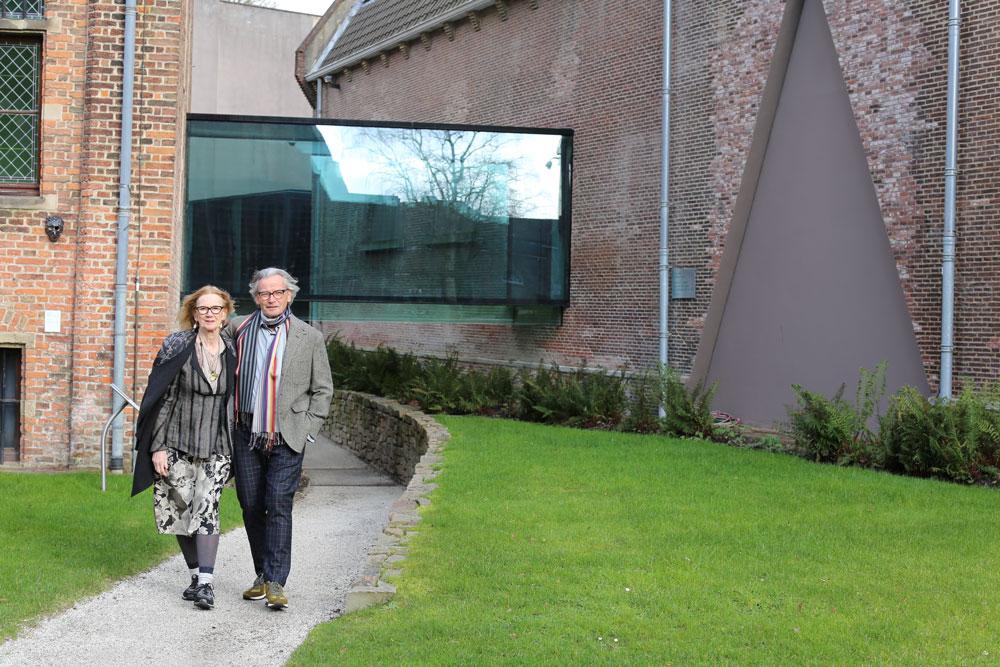 Streetstyle in Utrecht: op pad met Cora en Wim