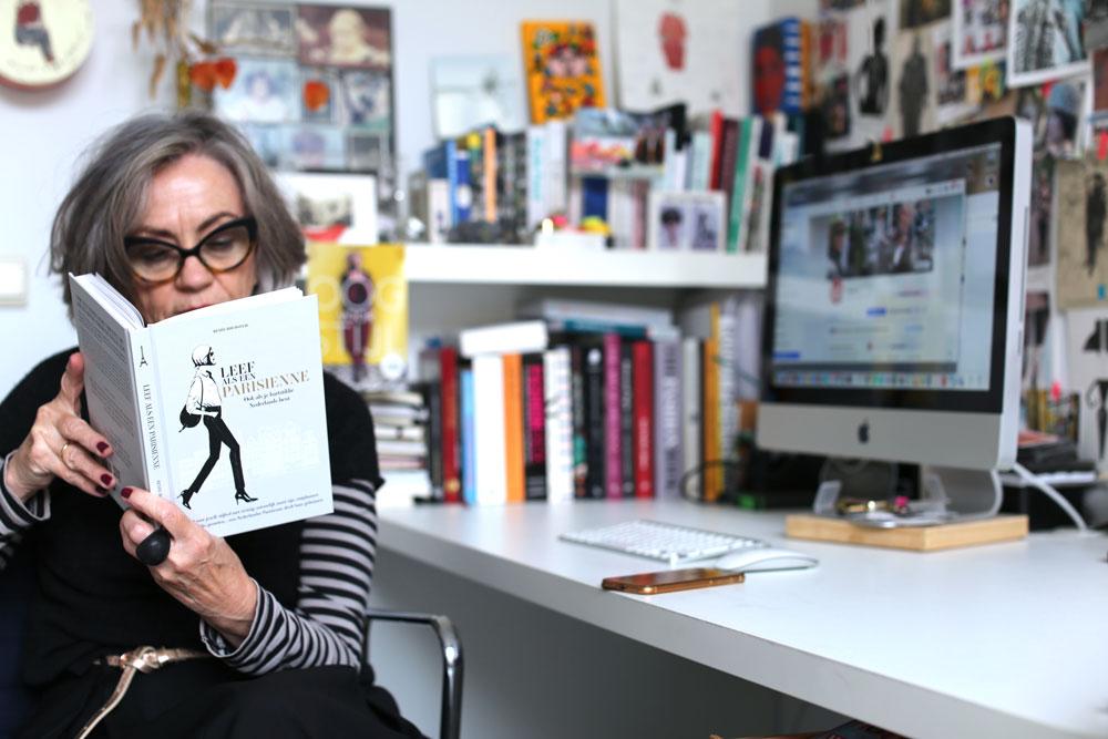 Nieuwe boekentip: Leef als een Parisienne