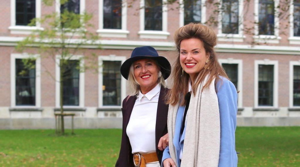 Op pad in Haarlem: Marie-José en Carlijn