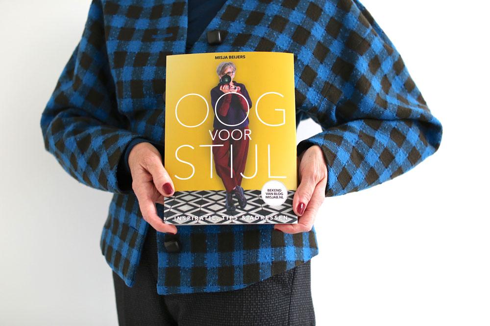 Boek Oog voor Stijl: inspiratie, tips en adressen