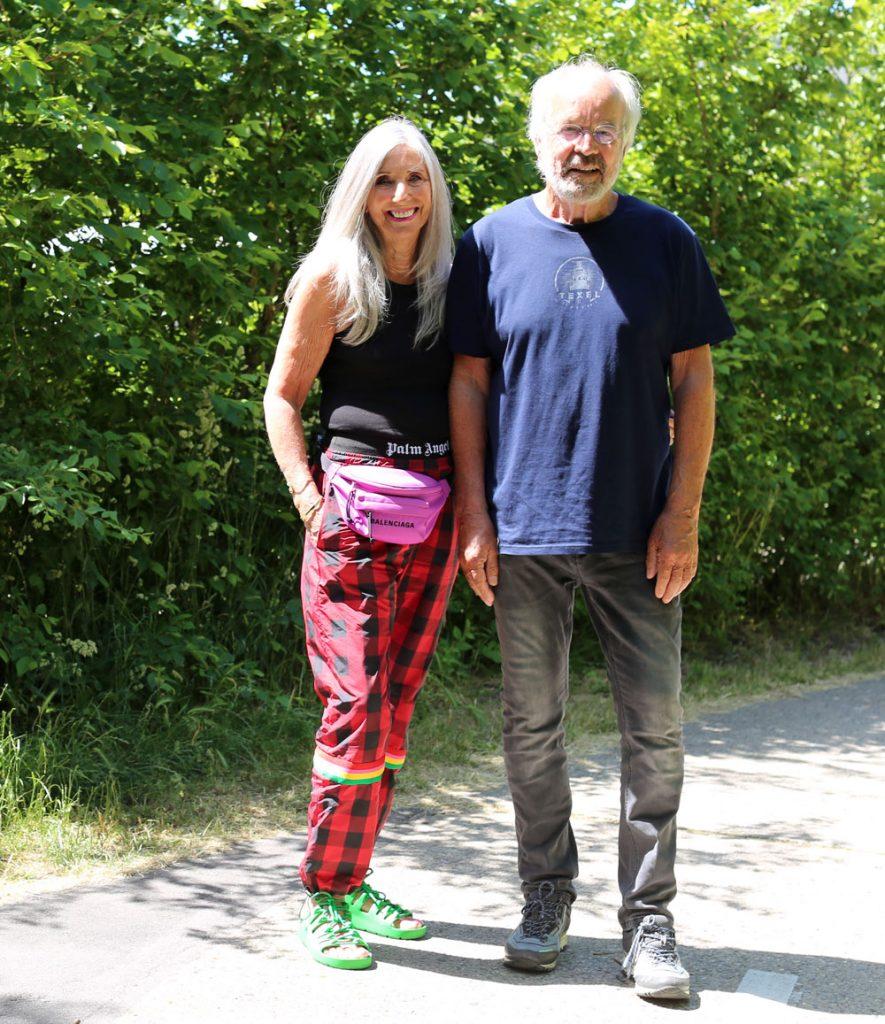 Onlangs ontmoet op Texel voor Zin magazine