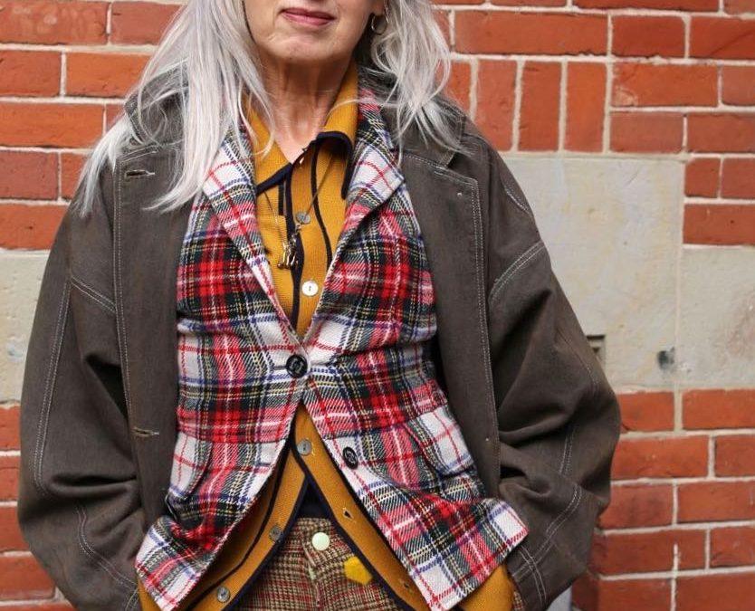 Op straat in Amsterdam: de stijl van Nanny de Bruin